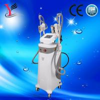 Quality Double cryo handles cryolipolysis weight loss / cavitation rf slimming machine for sale