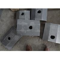 Quality Low Carbon Cr-Mo Alloy Steel Castings Application For Mine Mill / Ball Mill for sale
