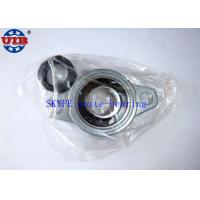 Quality KP002 KFL002 Aluminum Bearing Housing Types Black Electroplated Zinc Alloy for sale