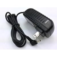 Buy cheap 12V 1A  5V 2A 9V 1A 15V 1A Wall Mount Power Adapter UL CUL FCC ROHS AC/DC Power Supply from wholesalers