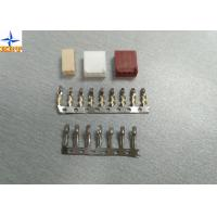 Buy Brass terminals, mx 2759 Wire to Board Connector Crimp Terminal with 2.54mm Pitch tinned contact at wholesale prices