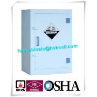 Quality PP Acid Corrosive Safety Storage Cabinets , PP Hazardous Storage Cabinets for Corrosive for sale