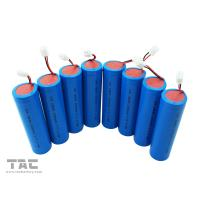 Buy AA Lithium Ion Cylindrical Battery 14500 800MAH 3.7V For Clipper and Massage Device at wholesale prices