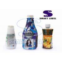 Full Body Printed Heat Shrink Sleeves for Food Grade Containers 7 Colors 40μm for sale