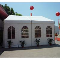 Steel Frame Material Commercial Party Tent With Special Roof Flexible Poles for sale
