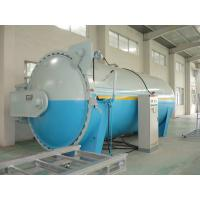 Quality High Temperature Laminated Glass Autoclave Safety In Automotive Industrial for sale
