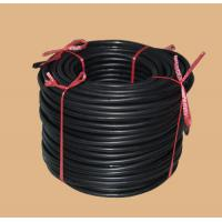 China Industrial High Temp Black Flexible EPDM Rubber Hose Pipe For Stainless Steel Braided Hose on sale