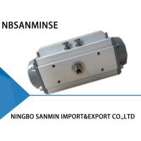 Quality Small Pneumatic Valve Actuator High Performance 5 . 5 Bar Air Supply Pressure for sale