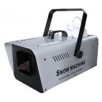 Quality 1200W SNOW MACHINE for sale