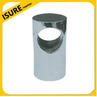 Quality stainless steel fittings for hand rail for marine for sale