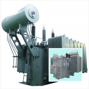 China Economic Power Distribution Transformer Electrical Power Transformer 35kV - 12500 KVA on sale