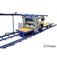 Quality Compact Stainless Steel Polishing Machine Easy Operate With High Production Efficiency for sale