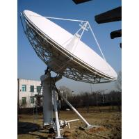 Buy cheap 7.3m C band Satellite Antenna, Earth Station Network Management System from wholesalers