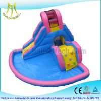 Quality Hansel water inflatables,adult jumpers bouncers,used bouncy castles for sale for sale