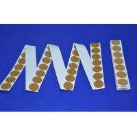 Buy Personalized Self Adhesive Hook And Loop Dots Waterproof Stretch Nylon at wholesale prices