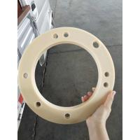 Quality chemical resistant nylon plastic flange 500mm diameter for sale