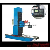 Buy cheap Carbon Steel Vertical End Face Milling Machine with Siemens Electric / from wholesalers