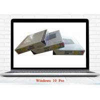 Quality Global Area Range Windows 10 FPP Full Version USB Flash Drive Retail Box Package for sale