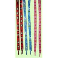 Buy cheap colorful fashion shoelaces from wholesalers