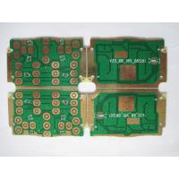 Quality Mobile PCB HDI PCB Board FR4 Base with ENIG Surface Finish and 4-Layer for sale