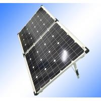 China Waterproof Foldable Solar Panel 12v , Square Solar Hot Water Panels PV Cells on sale