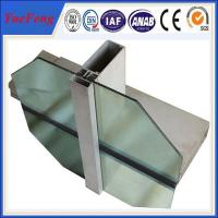Quality mirror glass curtain wall,customized or ready made aluminium curtain wall bracket,OEM for sale