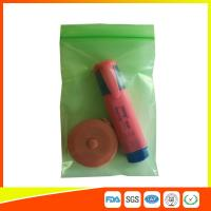 Quality Plastic PE Packing Ziplock Bags Antistatic , Air Tight Zip Lock Bags Custom Printed for sale