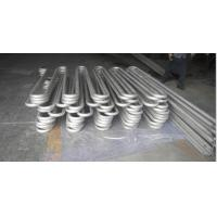 Quality Heat exchanger Boiler tube Pickled / Bright Annealed Stainless Steel Seamless Tube / U BEND , COIL for sale