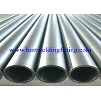 Quality Alloy 2507 and S32760 Thin Wall Stainless Steel Tubing Round SS Tube for sale
