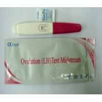 Quality LH Pregnancy Test strip/Wholesale ovulation monitor rapid lh pregnancy test strip for sale