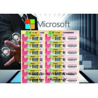 Quality Genuine Windows 10 Product Key 32bit Systems Full Version Software COA X20 Online Activation Brand New for sale