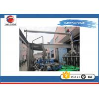 Quality 6000bph Beer Bottle Filling And Capping Machine , Juice Rotary Liquid Filling Machine for sale
