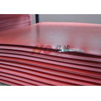Buy Low Smoke GPO3 Fiberglass Sheet Heat Resistance For Bus Bar Supports at wholesale prices