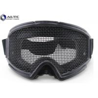 Quality Transformer Mens Military Grade Sunglasses Fashion Style Outdoor With Steel Mesh for sale