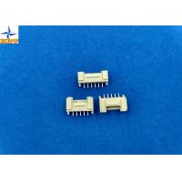 Buy cheap wire to board connector 2.00mm pitch wafer connector side entry shrouded header from wholesalers