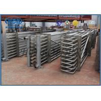 Quality Boiler Exhaust Heat Recovery System Economizer Cooling System , ASME Standard for sale