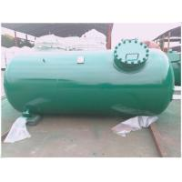 Buy Carbon Fiber Bullet Butane Compressed Air Storage Tank Horizontal Pressure Vessel at wholesale prices