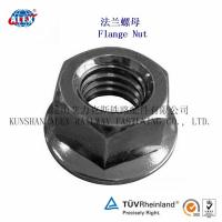 Quality Flange Head Rail Locking Nut for sale