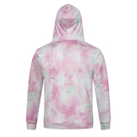 Quality Autumn Tie Dye 3d Digital Print Mens Oversized Pullover Hoodie for sale