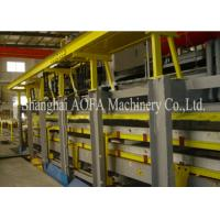 Quality Discontinious PU Sandwch Panel Production Line , Sandwich Panel Roll Forming Machine for sale