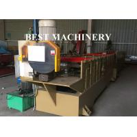 Quality BV / SGS Sqaure And Round Roll Forming Machine Alumiumum Construction for sale