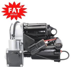 Quality OEM Air Suspension Compressor Pump With Bracket for Range Rover Sport LR3 LR4 CLDN3-304  LR045251 for sale