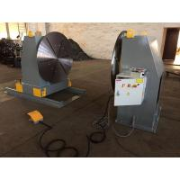 Buy cheap Head Tail Stock Pipe Welding Rotators Positioners For 360° Pipe Turning Welding from wholesalers