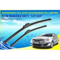 Quality Durable Replacement Teflon Coating Silicone Wiper Blades For Mazda for sale