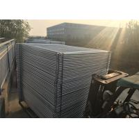 Quality Imported Temporary Fencing panels ,base ,clamp for sale BURKETOWN 2100mm x 2400mm fencing panels meet AS4687-2007 for sale