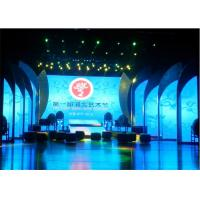 Quality Stage P16 SMD Full Color Led Display Waterproof For Outdoor for sale
