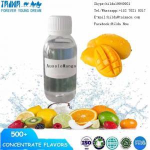 China High Concentrate Liquid Mango Fruit Flavor for E-Cigarette/Liquid/ Vape Juice on sale