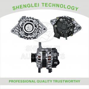 China Integral Structure Hyundai Car Alternator I30 Petrol Model ISO 16949 Standard on sale