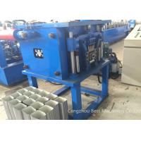 Quality Square Downspout Pipe Cold Roll Forming Machine Fully Automatically for sale