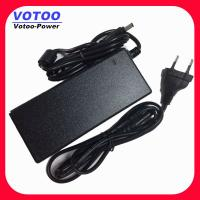Quality CCTV AC - DC Desktop Switching Power Supply , LED 72W 12V 6A Adapter for sale
